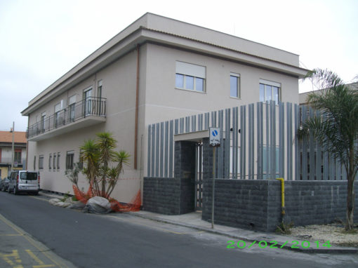 Ristrutturazione uffici Guardia Costiera